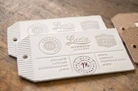 Wood Texture Business Card 15 Unreal Letterpress Business Cards Printaholic Com