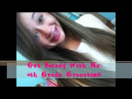6 grade graduation dresses get ready with me 6th grade graduation