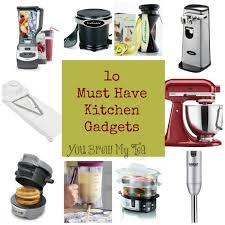 kitchen gadget gifts 10 must have kitchen gadgets