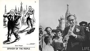 Iron Curtain Political Cartoon America U0027s