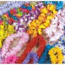 Tropical Themed Party Decorations - 27 feet lei garland tropical luau hawaiian party decorations fun