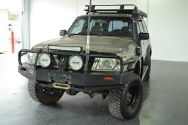 Nissan Patrol St 3 0 Turbo Diesel Graysonline