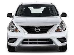 nissan versa sv 2015 image 2015 nissan versa 4 door sedan cvt 1 6 sv front exterior