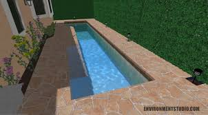 Small Pool Backyard Ideas by Small Yards With Inground Pools Small Pool In A Small Yard