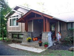 split level style house home exterior color schemes for split level homes renovated