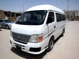 nissan urvan 2009 high roof for sale qatar living