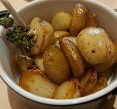 cuisiner pomme de terre grenaille pommes de terre grenaille à la fleur de sel de guérande sel
