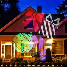 projection lights colorful us supli outdoor christmas projector lights multicolor