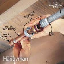 how to install a frost proof outdoor faucet u2014 the family handyman