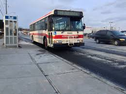 nissan canada yonge and steeles 199 finch rocket transit toronto surface route histories