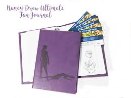 4 free meals and free nancy drew fan journal giveaway ftm
