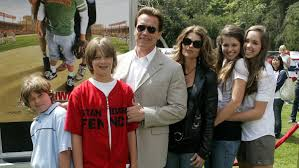 photos from the schwarzenegger shriver marriage the globe and mail