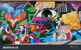 new york june 6 2015 mural stock photo 287892689 shutterstock