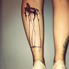 41 incredible tattoos inspired by works of art