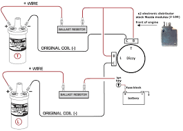 how the fd s ignition system works simplified wiring diagram