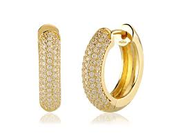 earring design 15 fashion gold earring designs mostbeautifulthings