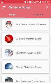christmas songs and carols android apps on google play