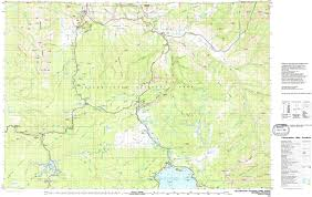 Map Of Yellowstone National Park File Nps Yellowstone Topo Map North Jpg Wikimedia Commons
