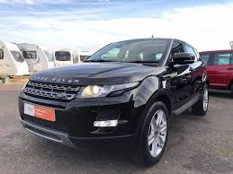 land rover used for sale used santorini black metallic land rover range rover evoque for