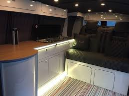 Camper Interiors Best 25 Campervan Interior Ideas On Pinterest Van Interior