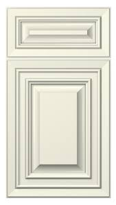 kitchen molding ideas cabinet trim moulding and accent florence door style painted antique white kitchen cabinets doors