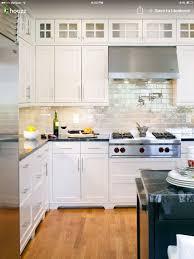 houzz glass kitchen cabinet doors houzz kitchen home kitchens contemporary kitchen