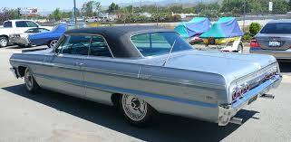 camaro ss 1964 1964 chevrolet impala ss 409