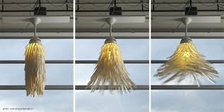 Car Ceiling Fan by Weird Whirling Ceiling Fan Lamp Inspired By Car Wash
