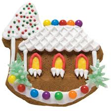 cape cod gingerbread cookie house wilton
