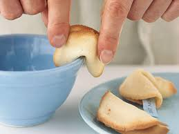 how to make fortune cookies cooking light