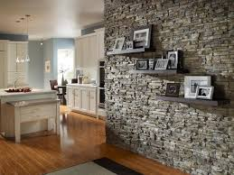 kitchen feature wall ideas extraordinary feature walls using materials terrys