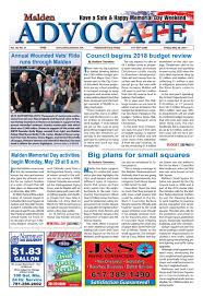 83 Gallon Deck Box by The Revere Advocate Friday June 9 2017 By Mike Kurov Issuu