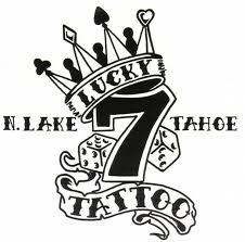 king crown tattoo lucky 7 tattooshunter com
