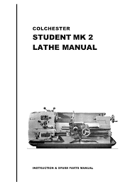 colchester student mk2 lathe manual 111 pages u2022 13 95 picclick uk