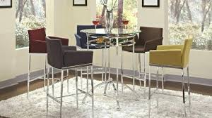 bar style dining table small bar table set dining tables home bar table high and stools