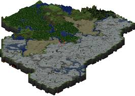 Minecraft Map Seeds Intersection Of 3 Biomes Minecraft Seed Hunter