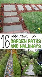 garden paths amazing diy garden paths and walkways