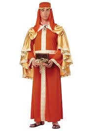forum novelties men u0027s biblical times king costume purple gold