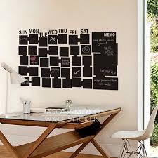tableau deco pour bureau tableau sticker calendrier mural pour votre maison bureau stickers
