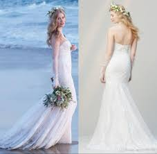 unique afaric cord lace wedding dresses strapless sleeveless