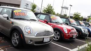 car prize used car prices hit a record high but that s for some
