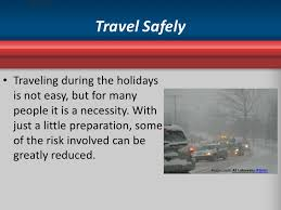 surviving travel winter driving tips