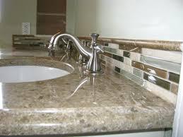 Glass Tile Backsplash Ideas Bathroom Bathroom Tile Backsplash
