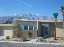 palm springs new mid century homes live from la quinta