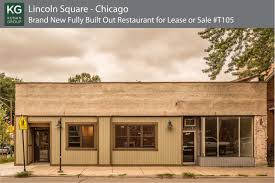 chicago restaurants for lease