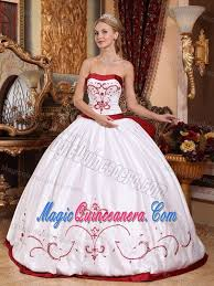 quinceanera dresses white white and sweet sixteen quinceanera dresses with embroidery