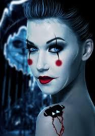 Halloween Costumes Circus Theme 16 Goth Circus Costume Makeup Images