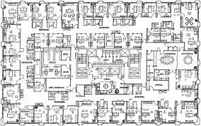 detailed floor plans floor plan detailed map of office spaces bovet professional center