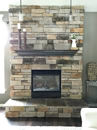 why i u0027m painting our stone fireplace snazzy little things