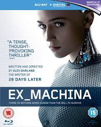 ex machina turing test ex machina blu ray review ai goes wrong again scifinow the